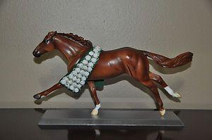 Breyer Race Horse Secretariat retired discontinued