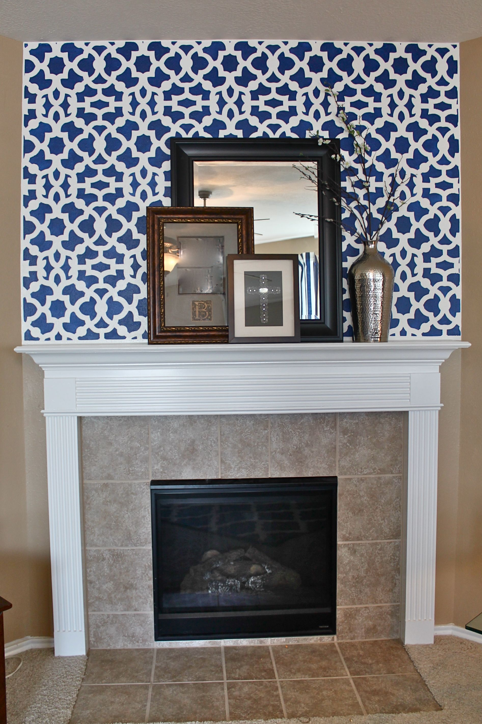 Make Your Mantel The Focal Point Of Your Living Room With