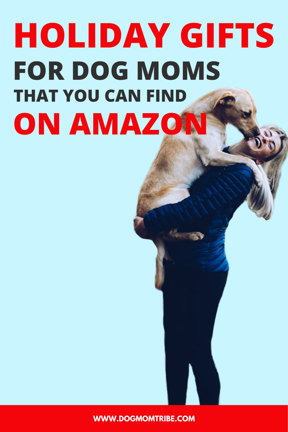 Pawesome Holiday Gift Ideas for Dog Lovers | Dog mom, Dog ...