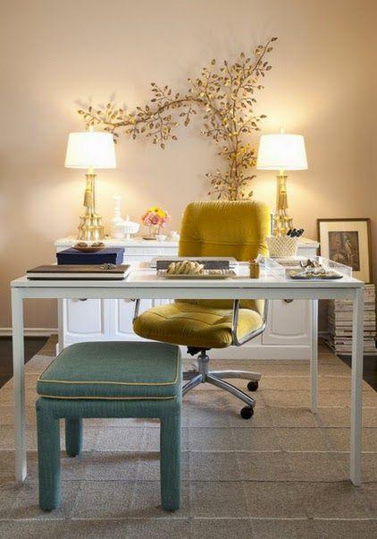 Diseño de Interiores & Arquitectura: Espacios Soñados: Oficinas en ...