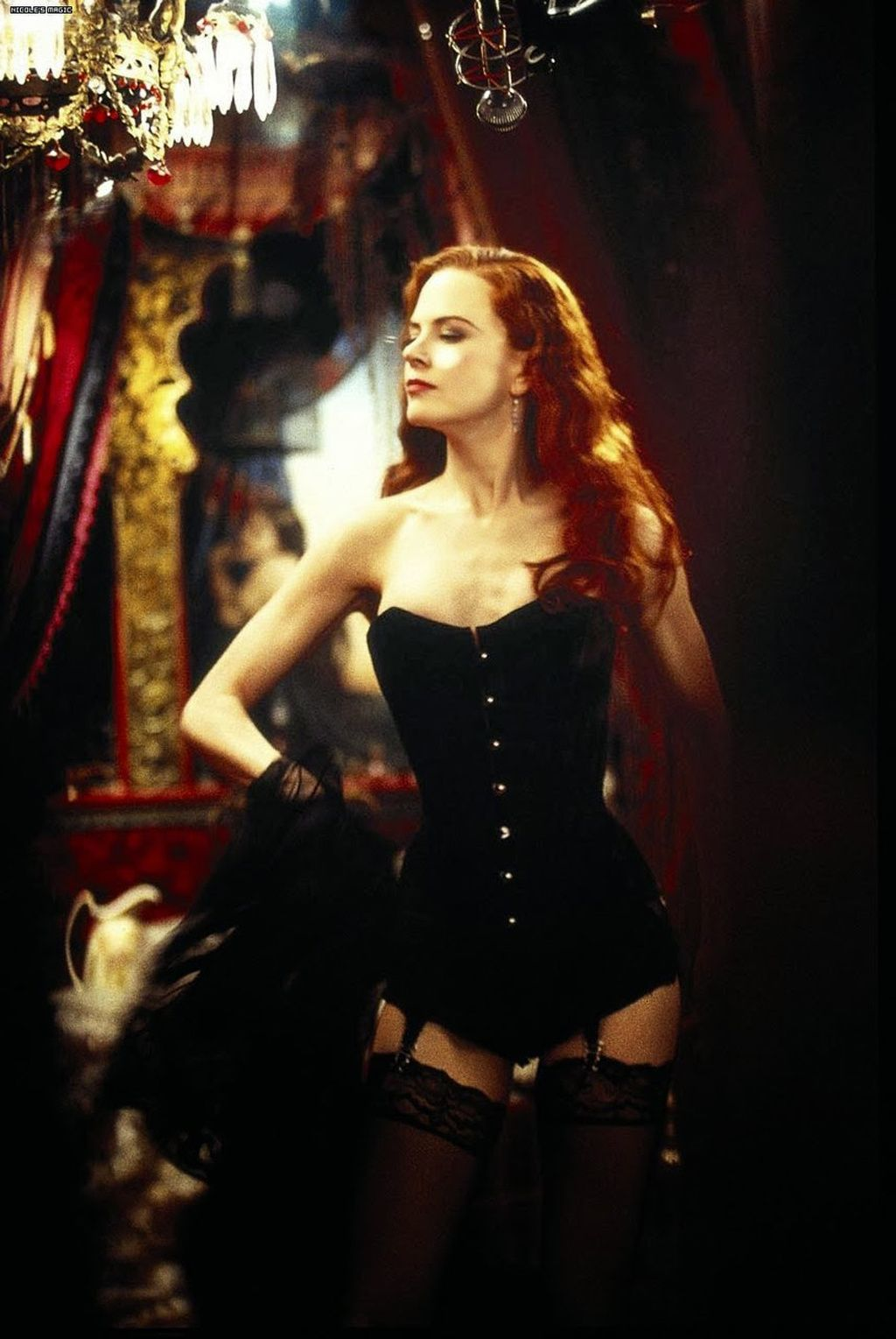 Alerte Rousse Moulin rouge, Costume moulin rouge, Le moulin