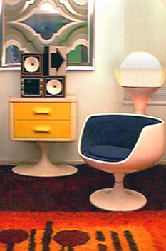 60s Designs In Furniture And Objects