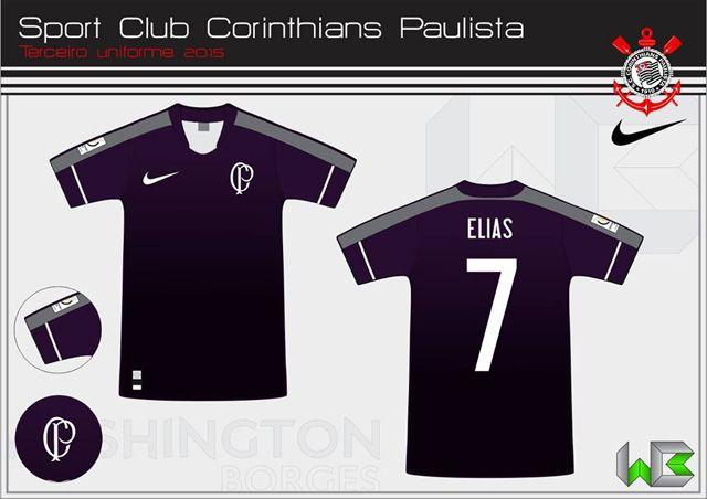 cd31a68773 LeitorMDF  Washington Borges (3ª camisa clubes e seleção brasileira ...