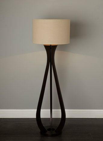 Floor lamp. Bhs Marta Floor Lamp | Sitting room ...