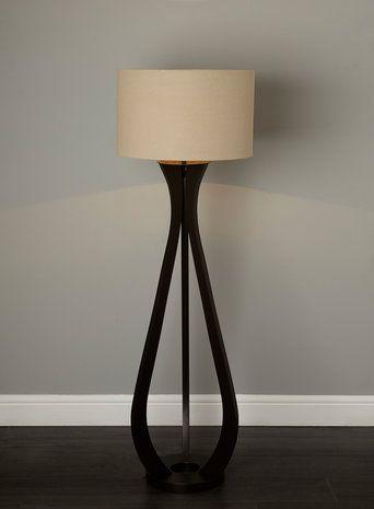 Floor lamp. Bhs Marta Floor Lamp | Sitting room ...
