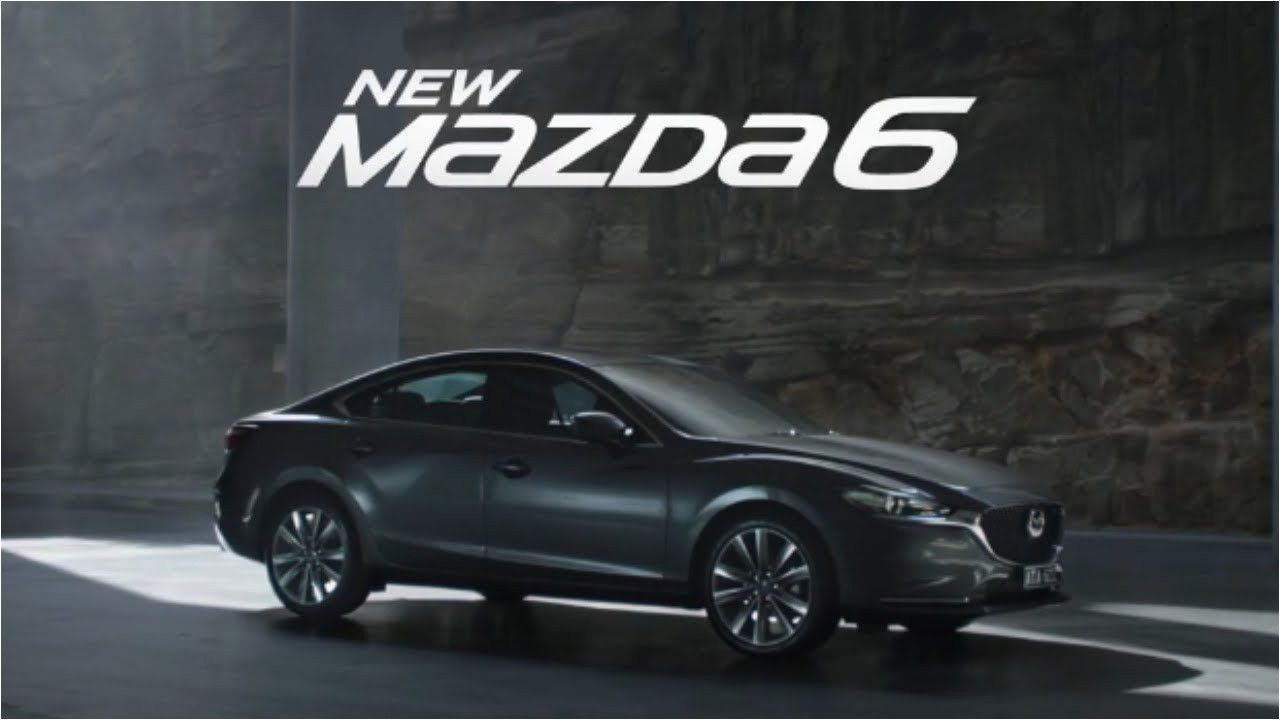 2020 Mazda 6 Images in 2020 Mazda 6 sedan, Mazda 6, Mazda