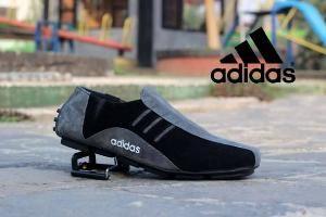 New Arrivals Sukhoi Sepatu Adidas Slip On Pria Casual Elegan Best