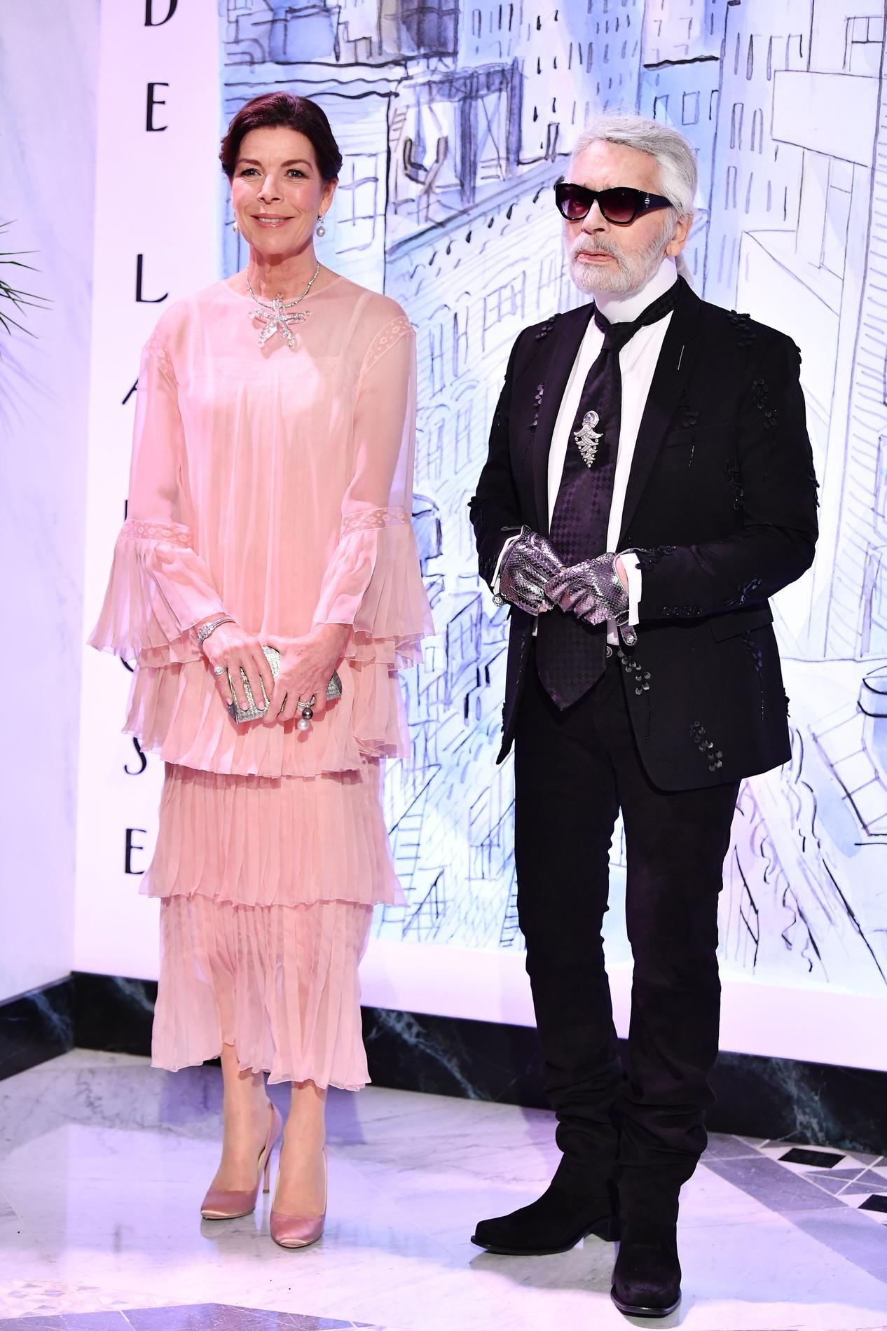 Bal de la Rose à Monaco : de Grace Kelly à Charlotte Casiraghi, plus ...