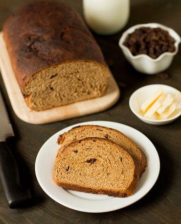 Buttermilk Whole Wheat Raisin Bread Red Star Original Baking Bread Food