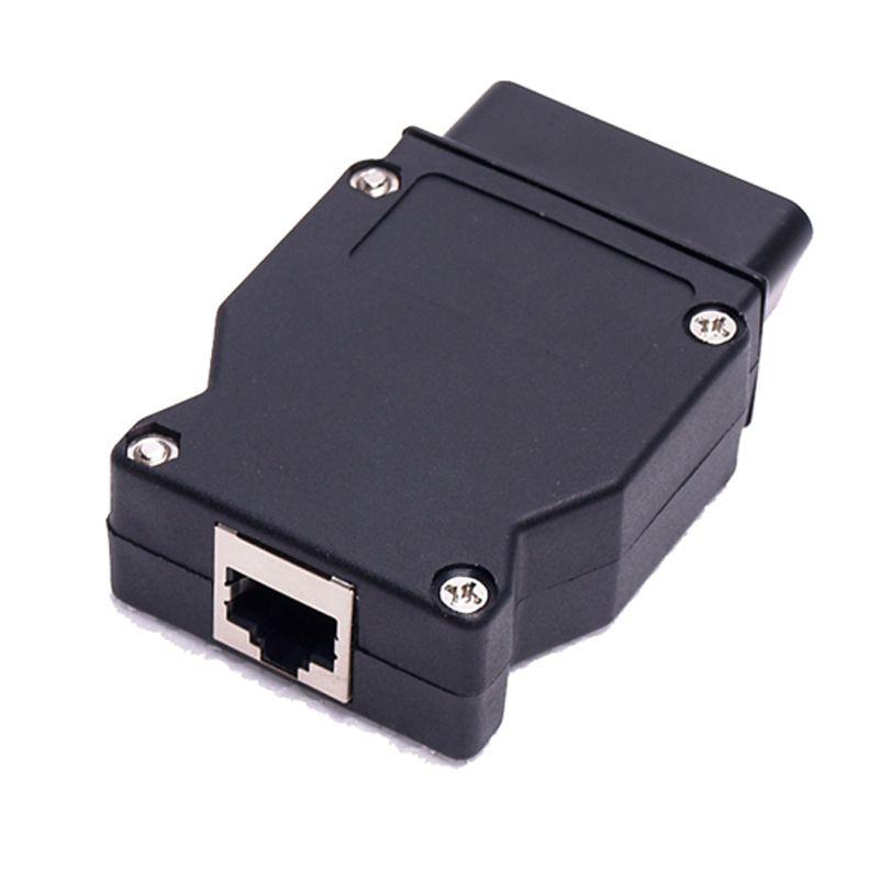 Obd-stecker Für BMW Enet Ethernet Zu OBD 2 Schnittstelle E-SYS ICOM Codierung f-serie für bmw enet Kabel Anschluss Diagnose werkzeug