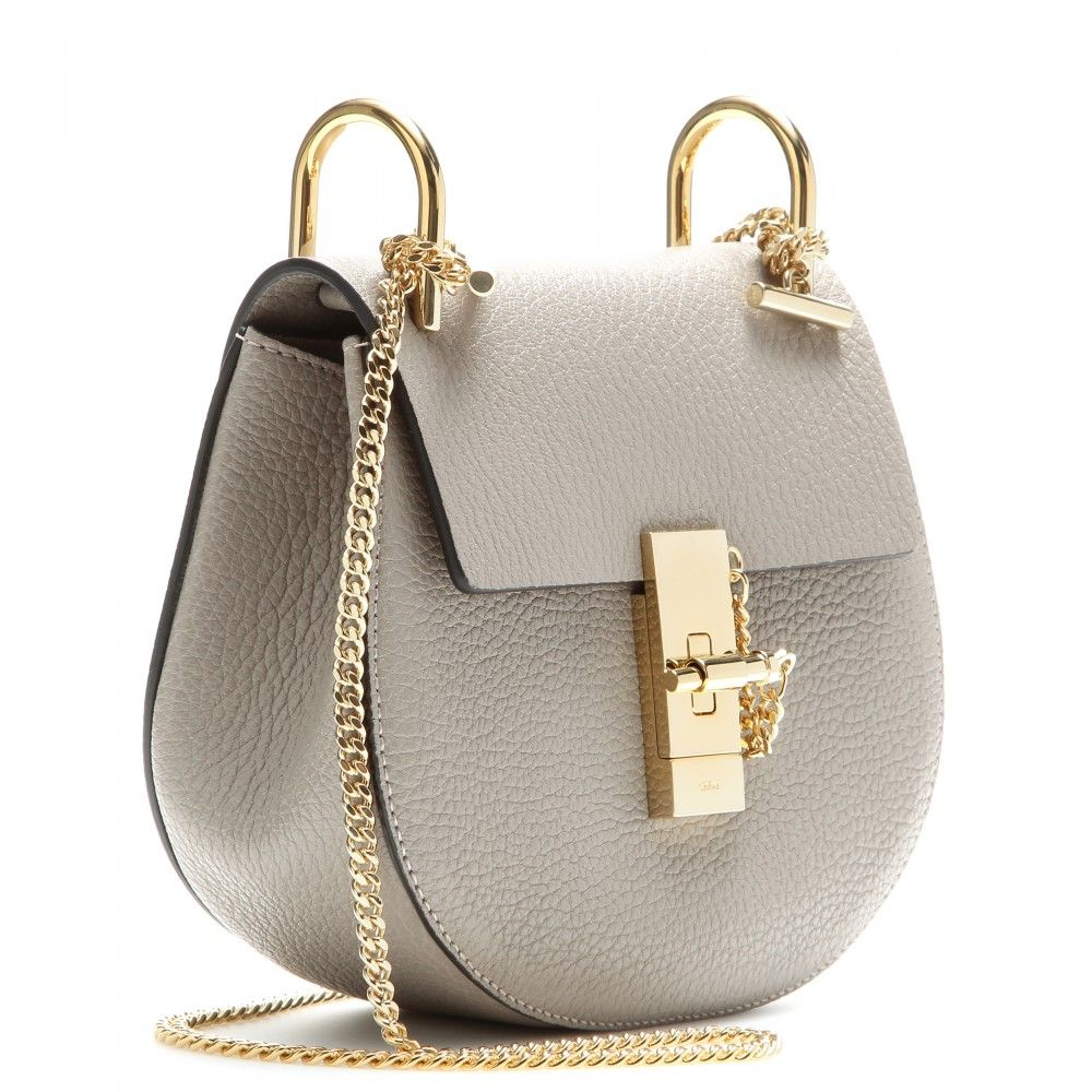Presenting the Chloe Drew Shoulder Bag. Aside from the Dree Shoulder Bag,  the Drew