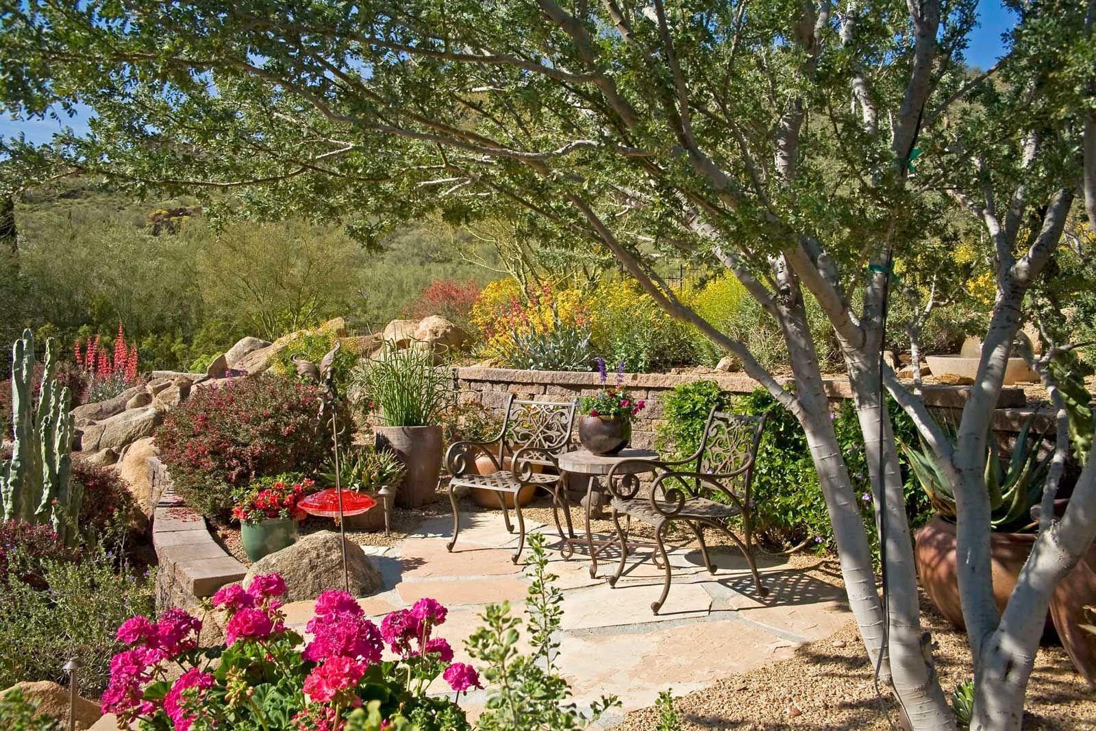 decorative concrete garden floors - Google Search | Garden Seating ...