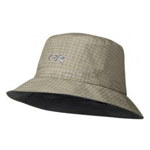 a923345c1e60f Outdoor Research Lightstorm Bucket Hat Women s ( 50) ❤ liked on Polyvore  featuring accessories