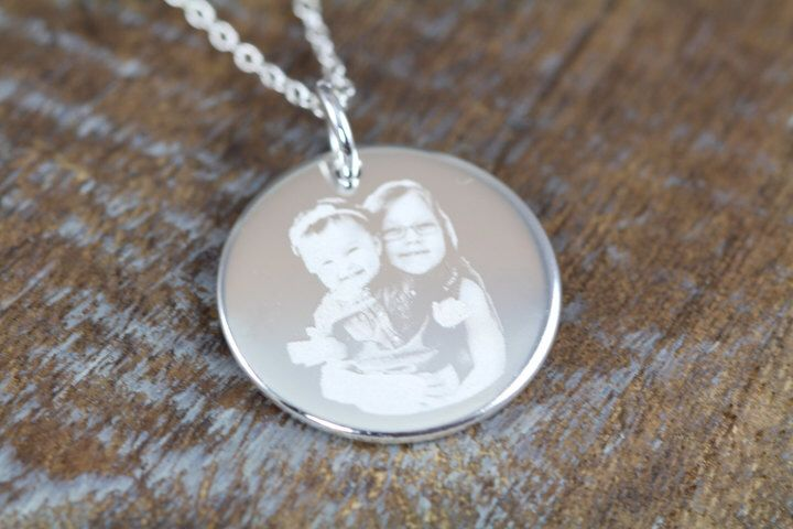 Etsy personalized grandma pendant necklace for grandmother engraved etsy personalized grandma pendant necklace for grandmother engraved picture pendant unique jewelry aloadofball Image collections