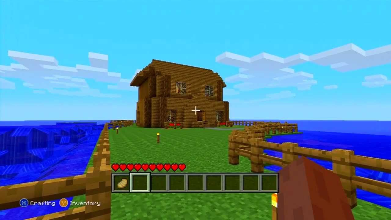 minecraft house ideas xbox 360 | DO SOMETHING UNIQUE IN MY ...