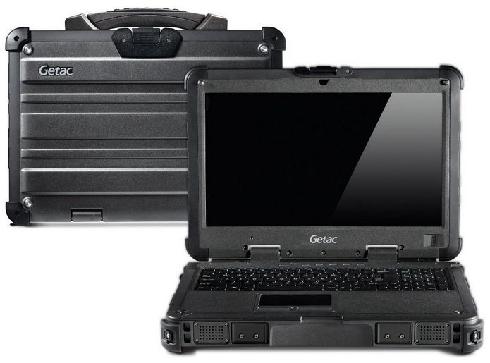 Military Grade Rugged Laptop