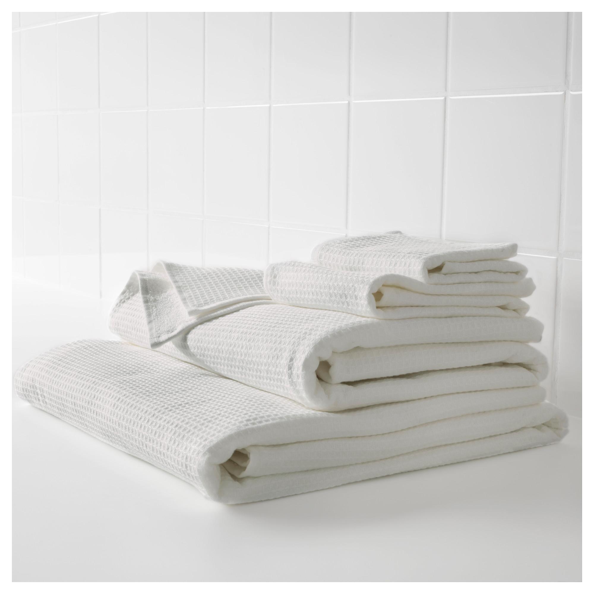Ikea Salviken Bath Towel White Products Bath Sheets Ikea