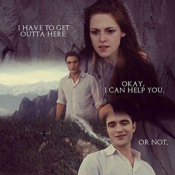 @mytwilightdream | Twilight quotes, Vampire twilight, Twilight