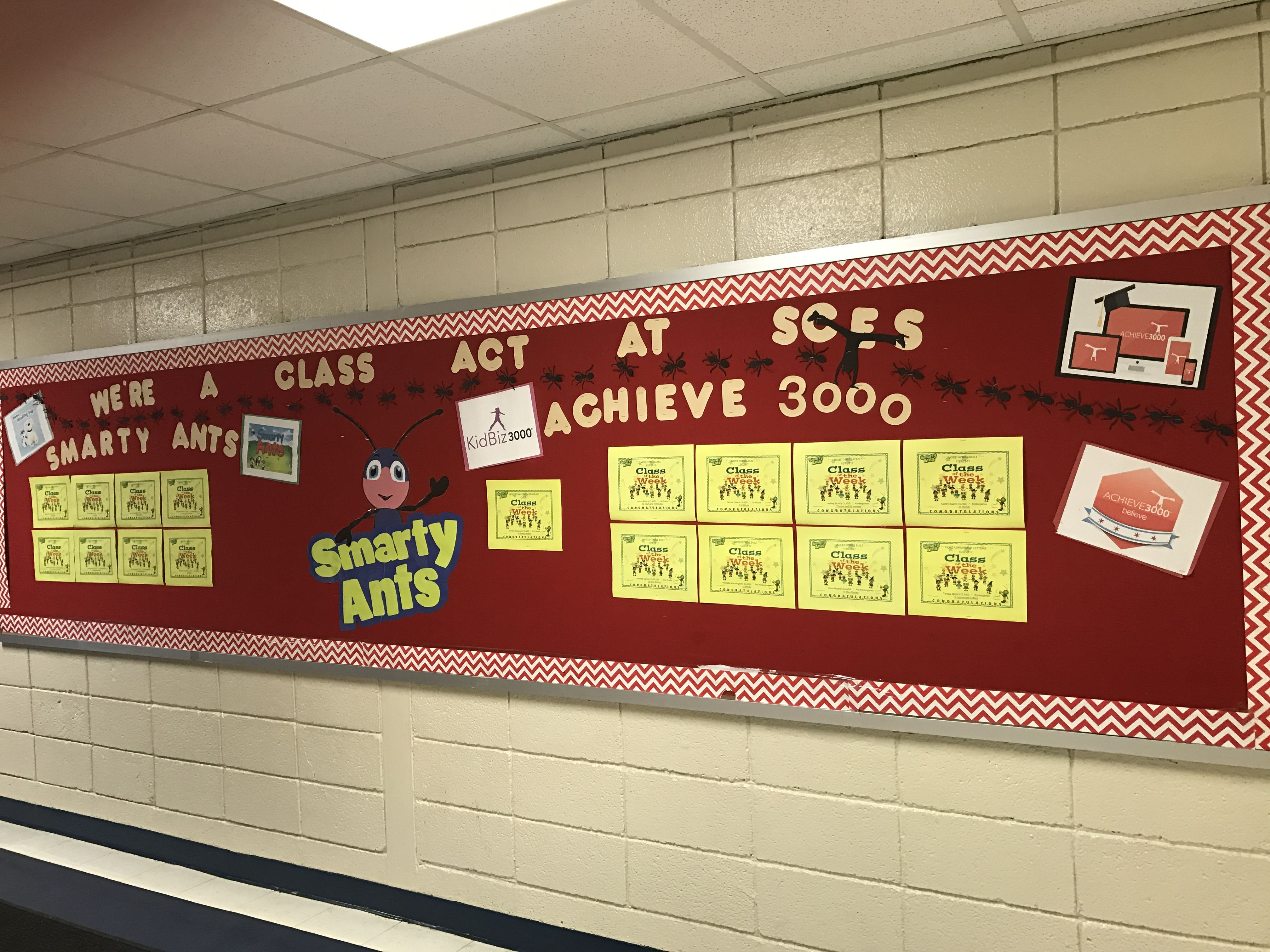 Bulletin Board Ideas Smarty Ants
