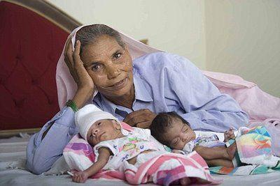 World Oldest Mother