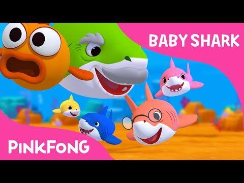Baby Shark Sing And Dance Animal Songs Pinkfong Songs