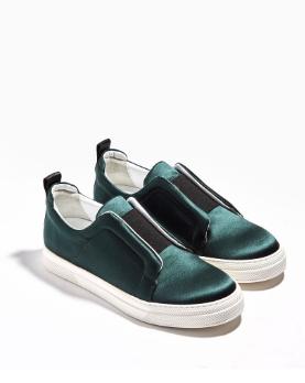Sneakers en cuir SliderPierre Hardy GbaB2dHs