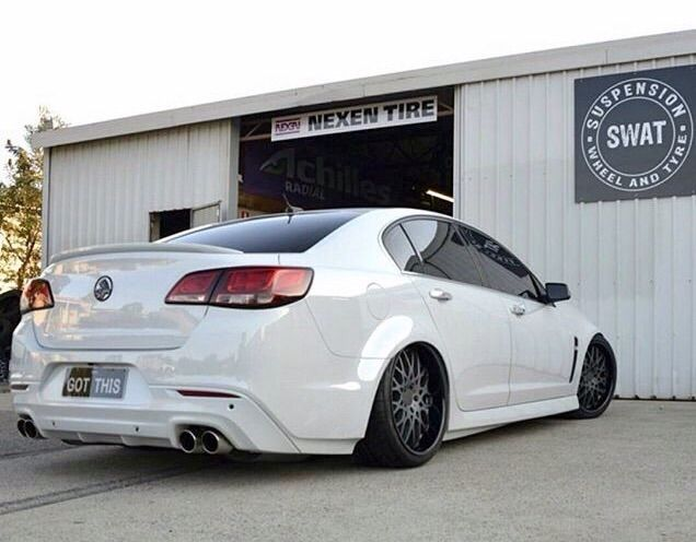 Heron White Chevrolet SS Picture Thread  Page 17  Chevy SS