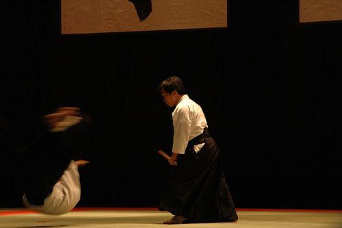 合気道(Aikido) by sama sama - massa, via Flickr
