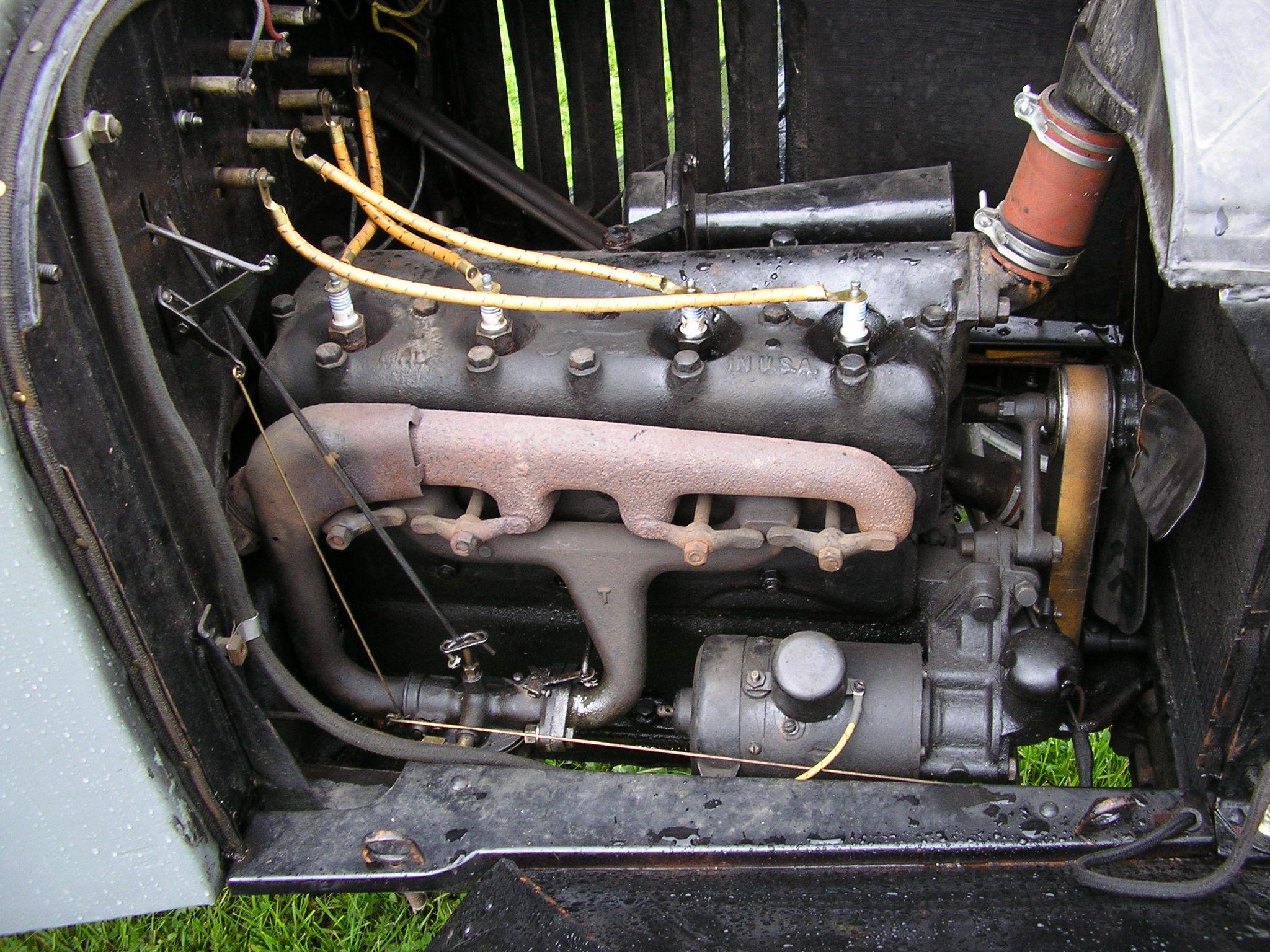 Ford Modelt Engine Ford Models Ford Model T