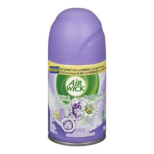 Air Wick Freshmatic Ultra Refill Relaxation Lavender Chamomile Air Wick Http Www Amazon Com Dp B0010l40p4 Ref C Lavender Chamomile Air Wick Carpet Shampoo