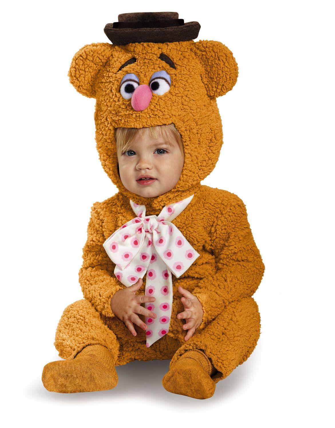 006a66346 Fozzie Bear Muppet Baby Costume  happyhalloween  halloween ...