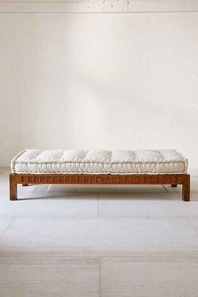 Rohini Velvet Daybed Cushion In 2020 Wood Daybed Decor Home Decor
