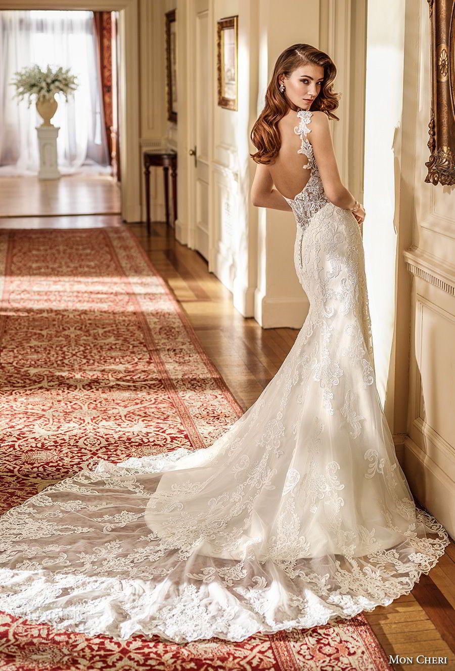Mon cheri fall wedding dresses mermaid wedding dresses