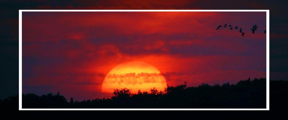 sunset zonsondergang