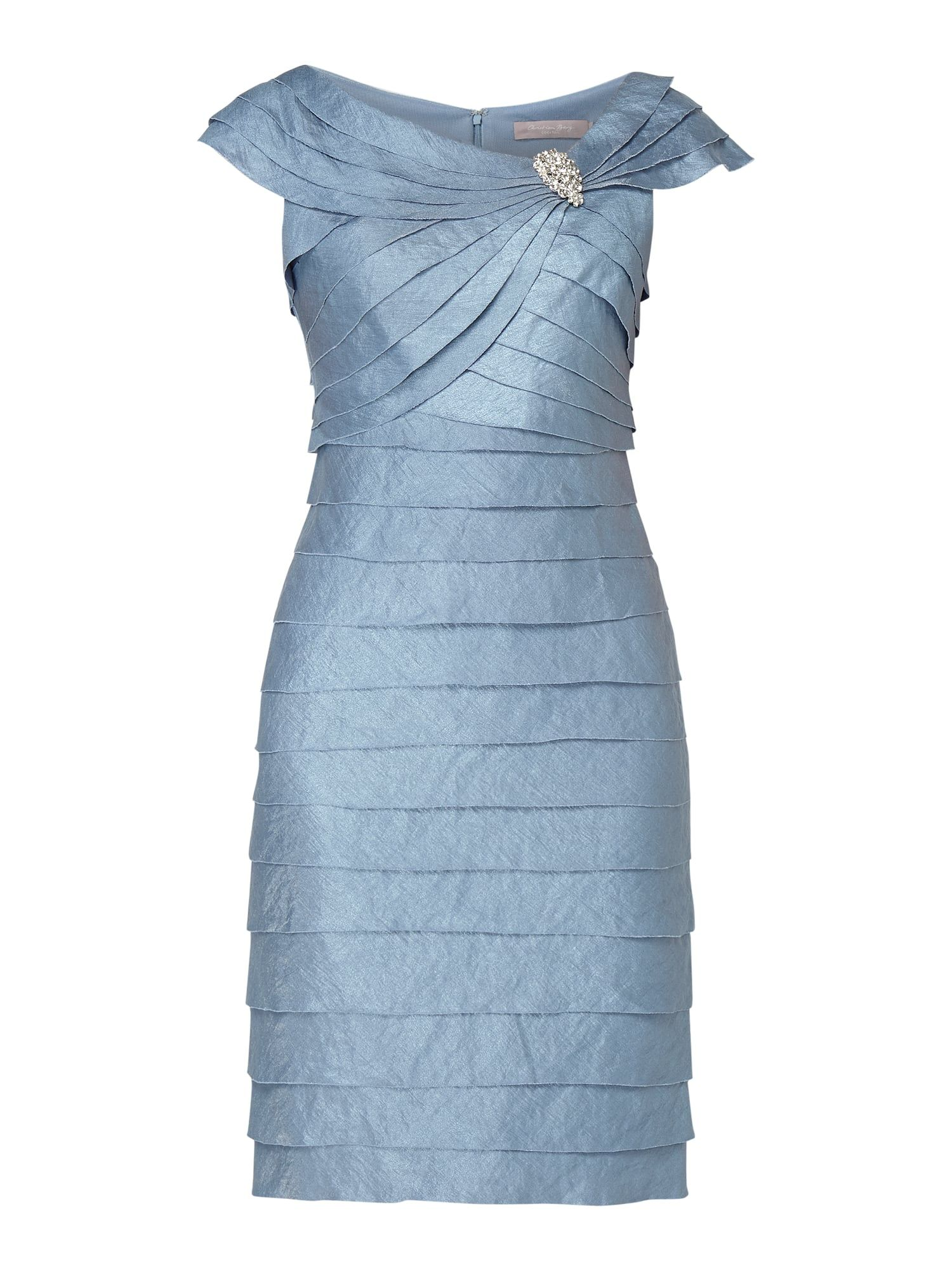 christian berg cocktailkleid blau lang | fashion, formal