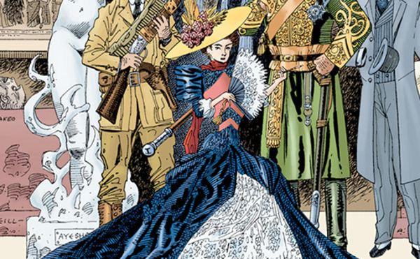 Mina Harker League Of Extraordinary Gentlemen
