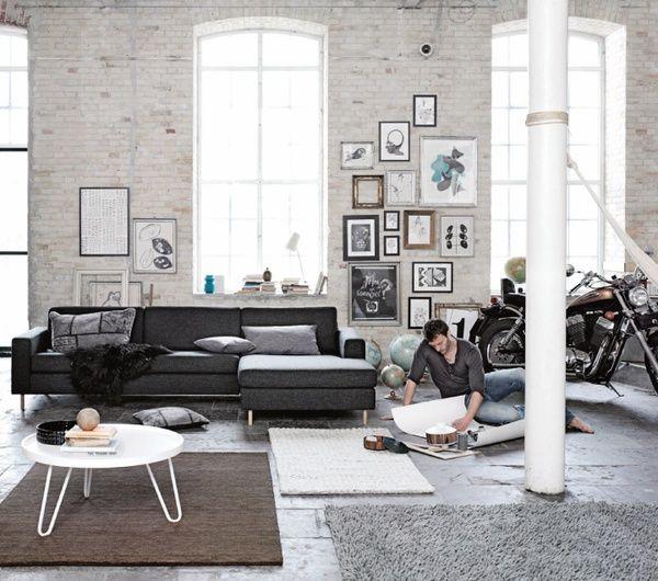 Lieblich Einrichtungstipps Junggesellen Wohnung Deko Ideen