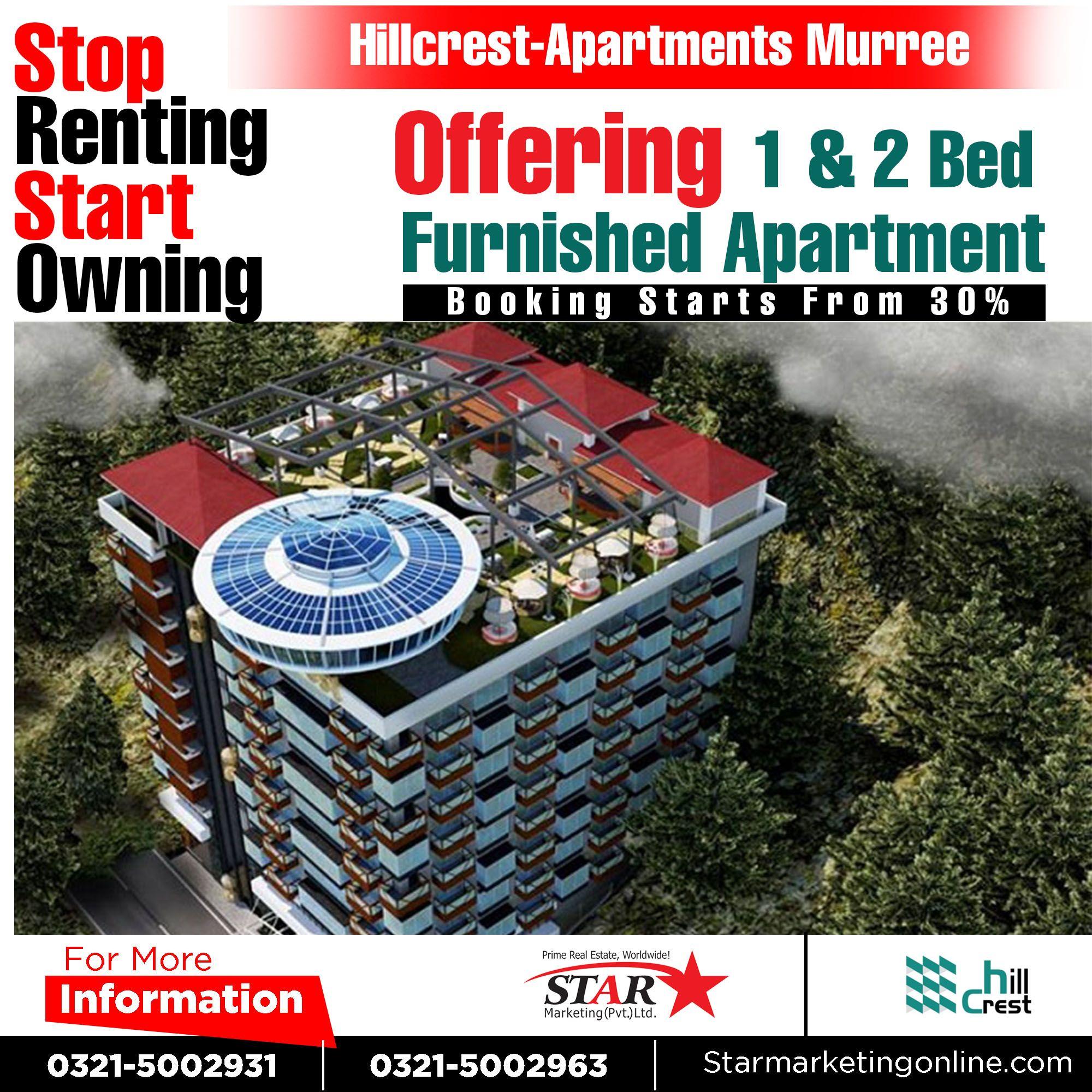 Hill Crest Murree Murree Beautiful Locations Furnished Apartment