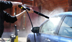 pressure washing your car tips on how to power wash your car rh pinterest com power wash car wash near me power wash carpet