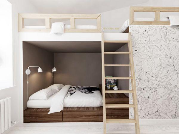 Stylish Home With Scandinavian Influences In Moscow Minimalism Interior Minimal Interior Design Interior Design