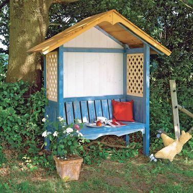 philosophenbank selbst bauen sich selbst und das sch nste. Black Bedroom Furniture Sets. Home Design Ideas