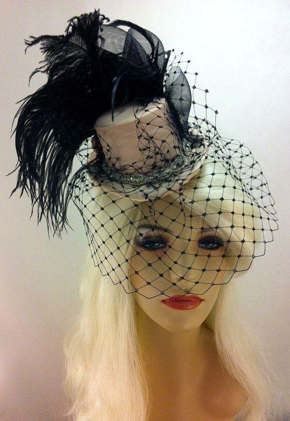 Bridal Mini Top Hat 7d7f1025124