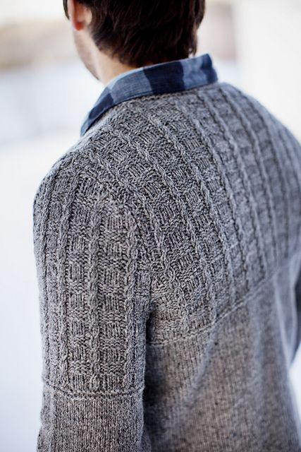 Guston by Ann Budd for Wool People Vol. 2 - Brooklyn Tweed