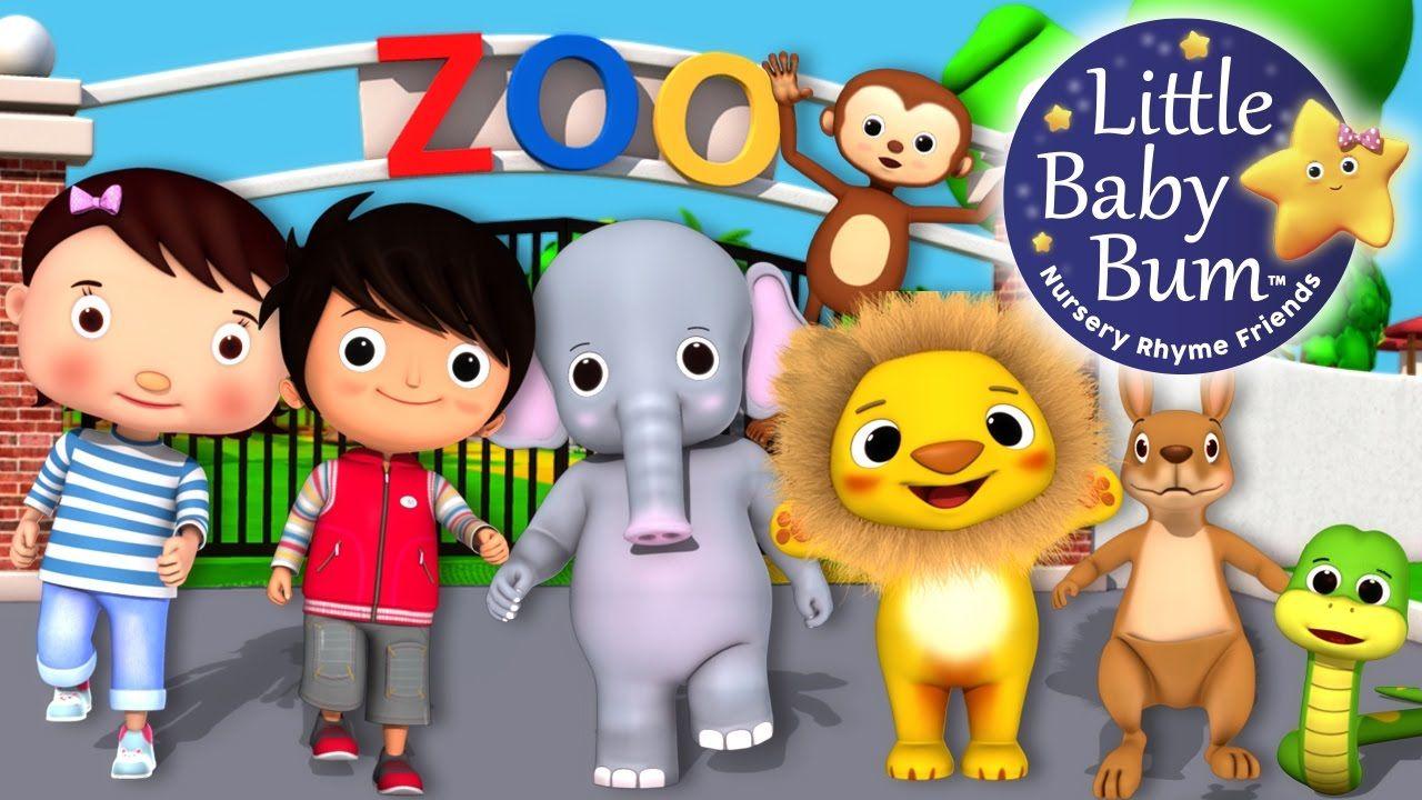 Zoo Song Animal Song Plus Lots More Nursery Rhymes