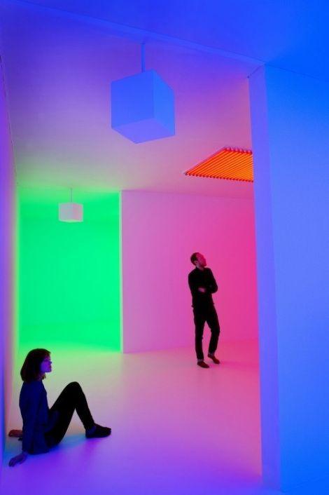 """Light Show"", Hayward Gallery"