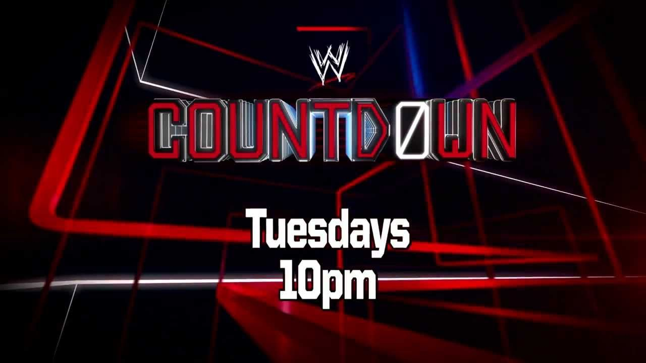 Wwe Countdown Greatest Finishing Moves Tuesday 10 9 Ct On Wwe Network Wwe Countdown Road To Wrestlemania