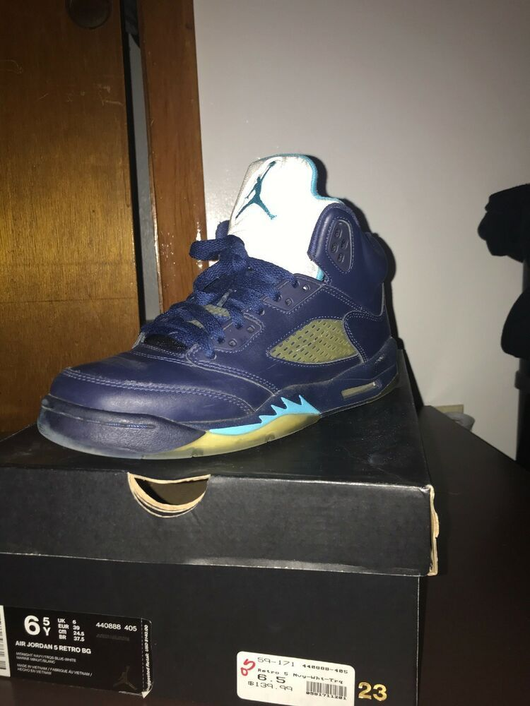4e07979ea Jordan 5 Midnight Navy #fashion #clothing #shoes #accessories #mensshoes  #athleticshoes (ebay link)