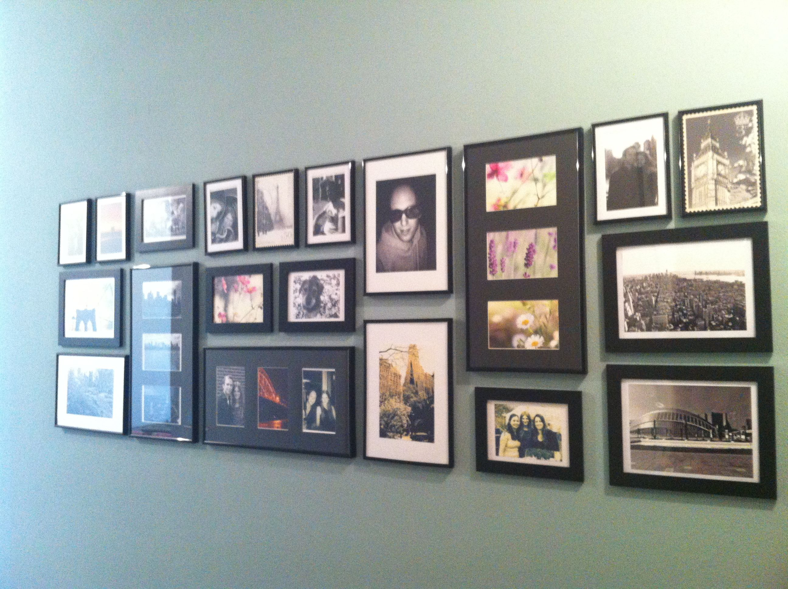 Fotowand Fotografie Fotowand Cool Stuff Wall Photo Wall Gallery Wall