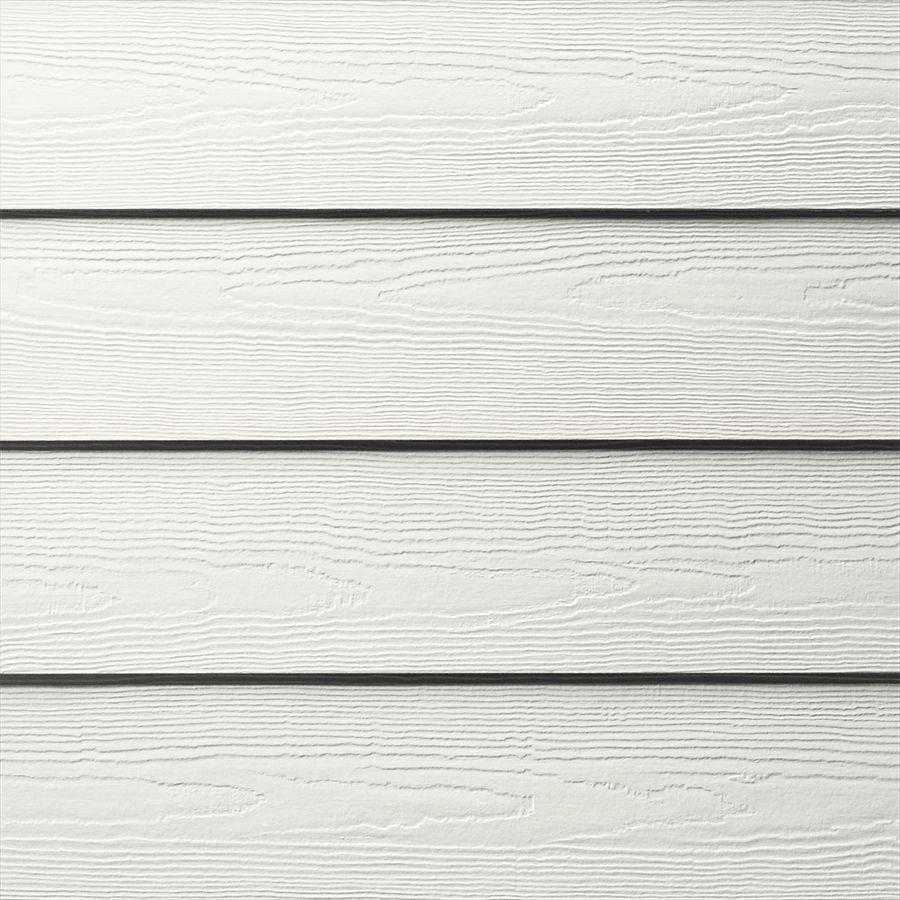 James Hardie 6 25 In X 144 In Colorplus Hz5 Hardieplank Arctic White Cedarmill Lap Siding Lowes Com Hardie Plank Fiber Cement Siding Cement Siding