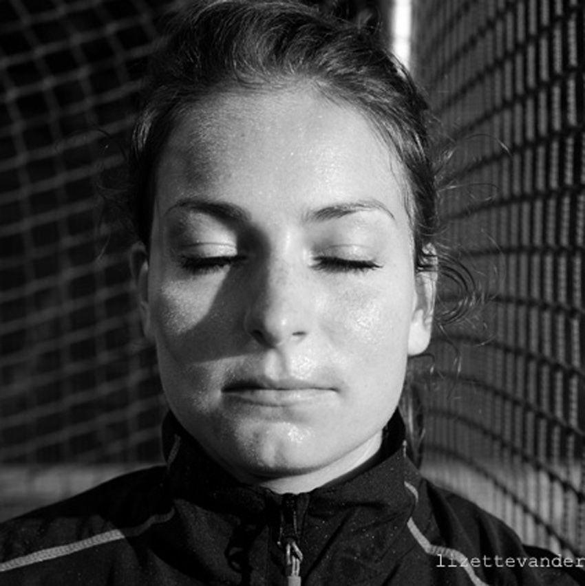 Hockeyster Eva de Goede is na jaartje Zuid-Afrika weer ... |Eva De Goede